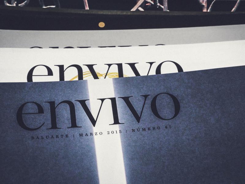 Revista «Envivo»