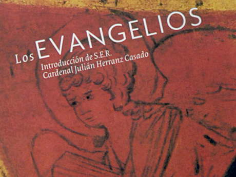 Packaging de los Evangelios en audiolibro