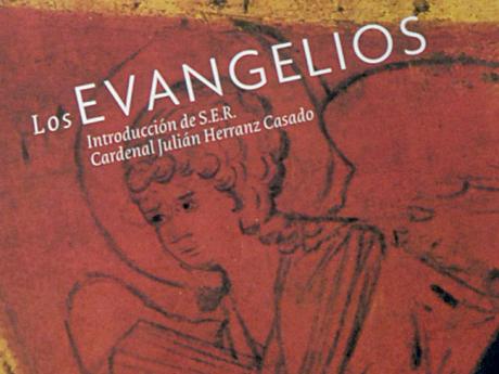 Packaging de los Evangelios en audiolibro