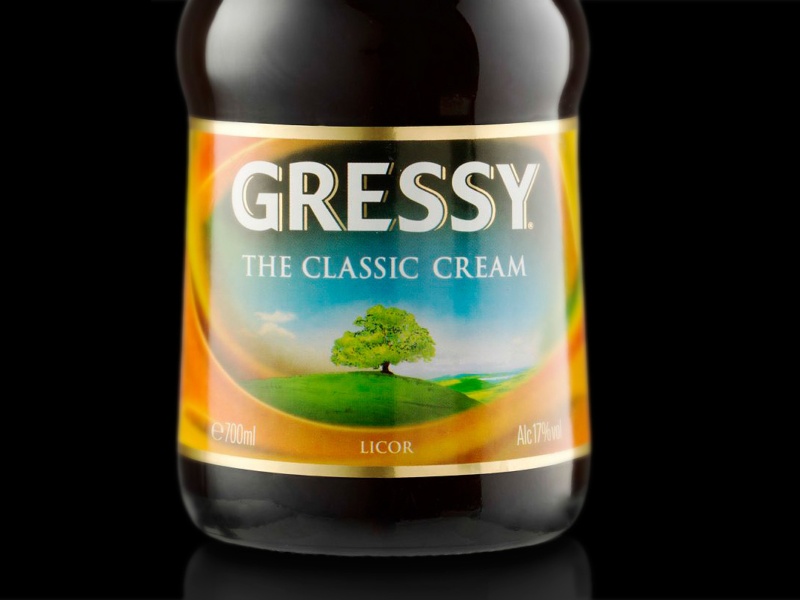 Marca y packaging para Gressy
