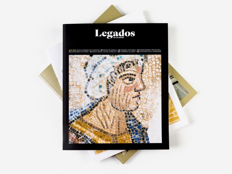 Revista «Legados de un Reyno»