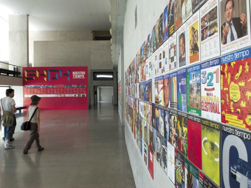 Exposición «50 años de Nuestro Tiempo»