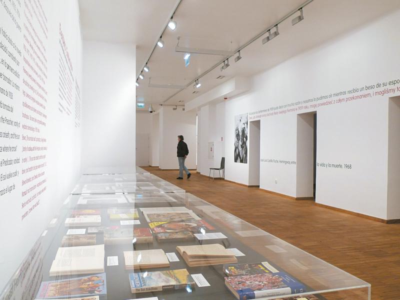 Exposición «Fiesta»