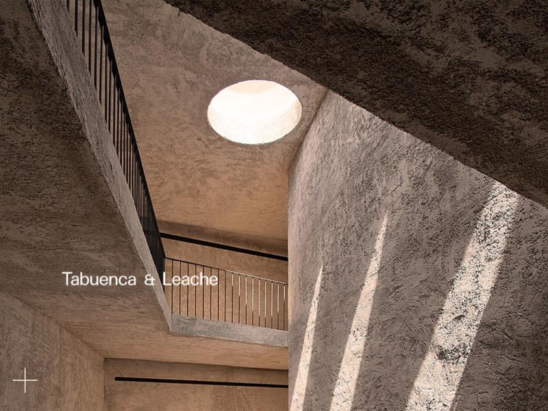 Web Tabuenca & Leache Arquitectos