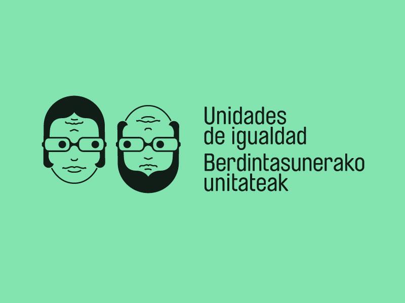 Unidades de Igualdad / Berdintasunerako unitateak