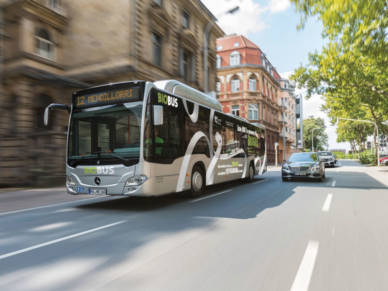 Bus Biogas
