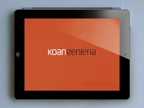 App para Koan Ingeniería